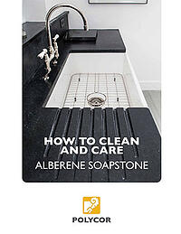 Alberene Soapstone Care Guide