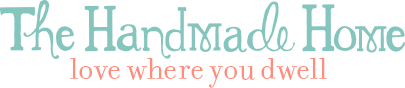the handmade home logo