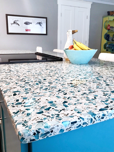 Vetrazzo_recycled_glass_countertops_floating_blue_college_station_texas5
